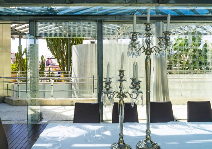 Derby Hotels abre sus terrazas al ocio y al trabajo