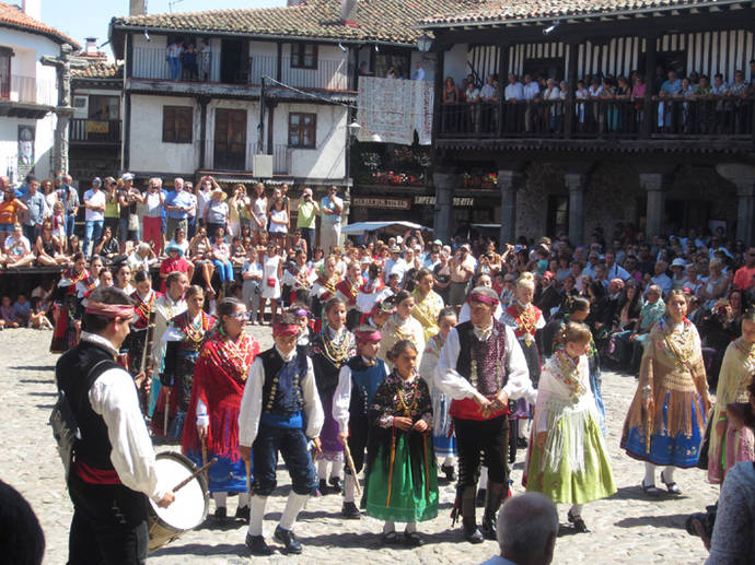 La Alberca celebra sus fiestas de Interés Nacional
