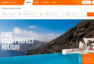 EasyJet entra en el negocio de la distribución turística con EasyJet Holidays