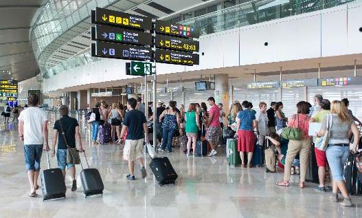 Los pagos por Turismo suben un 67% en cuatro años