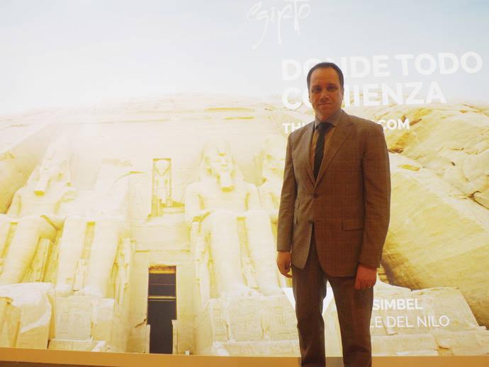 'Todo empezó a mejorar en Egipto desde septiembre'