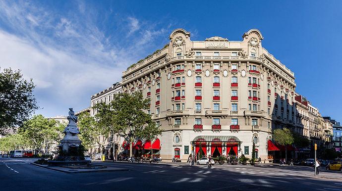 Un total de 24 hoteles barceloneses acogen propuestas culturales locales
