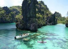 El Nido, en las Islas Filipinas.
