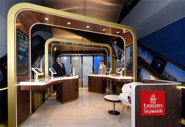 Emirates Skywards abre un centro de asistencia en Dubái