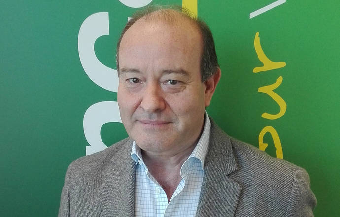 Enrique Noguera, nexo entre Europcar y las agencias