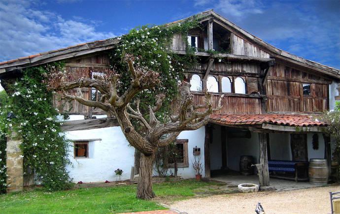 Navarra lidera la ocupación rural en Semana Santa