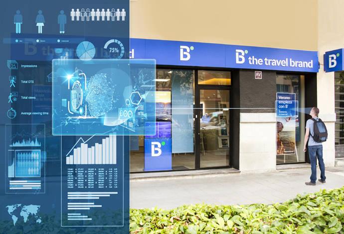 Campaña para diseñar la agencia de viajes del futuro