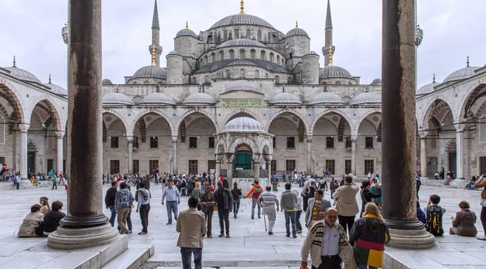 Récord histórico del Turismo mundial pese a la incertidumbre económica y política