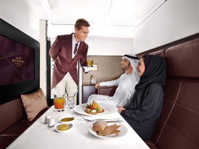 Etihad Airways, mejor aerolínea para viajes de negocios
