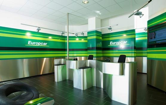 Europcar observa tendencias positivas en las reservas