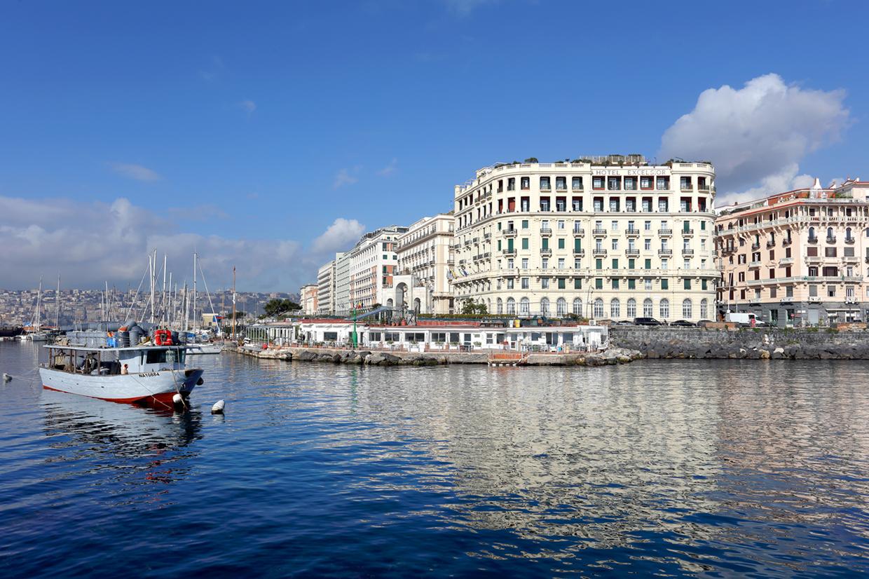 Eurostars Hotel Excelsior en Nápoles celebra 110 años
