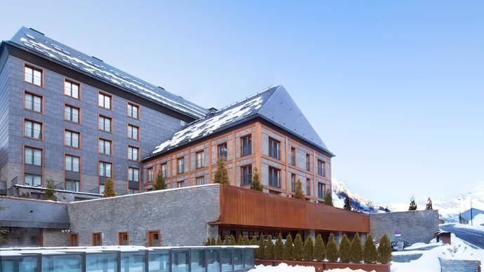 El Hotel MIM Baqueira reabre en el mes de diciembre