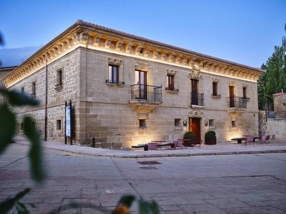 Eme Concepts equipa el hotel Palacio Samaniego