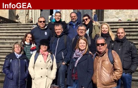 Formación Grupo GEA: fam trip con destino Galicia
