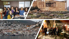 Ocho agencias de Avasa Travel Group visitan Atenas