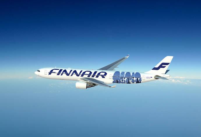 Finnair alcanza el mayor número de rutas este invierno