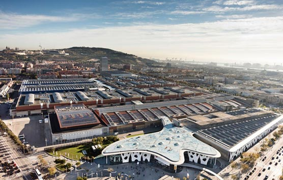 Fira de Barcelona elabora un protocolo de seguridad