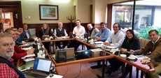 Los miembros de FOLATUR se han reunido en el marco del congreso de ACHET.