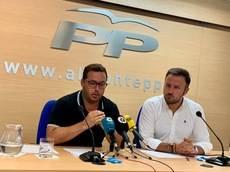 Agustín Almodóbar es el portavoz de Turismo del Partido Popular en el Congreso.