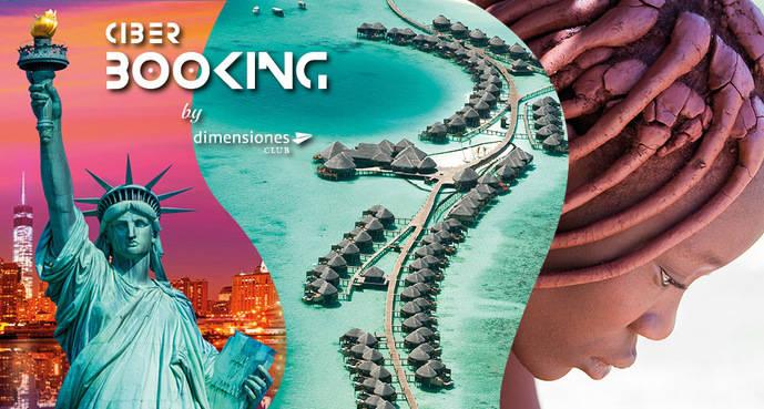 Dimensiones Club lanza el 'portal' B2B Ciber Booking