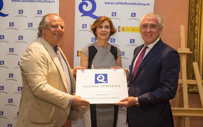 El Museo Nacional Thyssen Bornemisza obtiene la 'Q'