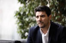 El secretario de la Comisión de Cultura y Turismo de Ciudadanos, Ricardo Megías.