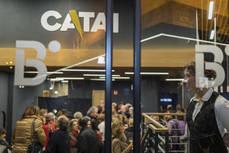 Nueva apertura de una tienda B the travel brand & Catai