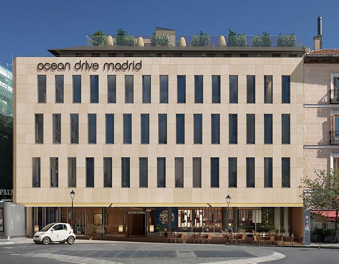 Los hoteles lideran la inversión inmobiliaria