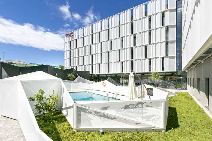 Panoram Hotel Management inaugura el primer Hampton by Hilton en España