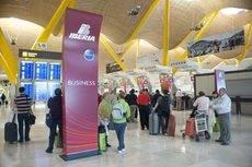 Aumentan los pasajeros de Aena el primer trimestre