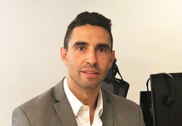 Fernando Treviño, nuevo director comercial de Aervio