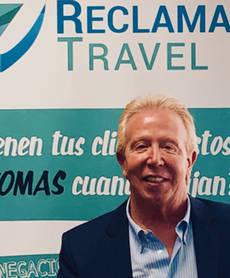 El consejero delegado de Reclama Travel, Fernando Oñiga.