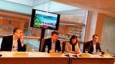 Los datos de 2015 se han ofrecido en una rueda de prensa en la que participaron responsables del Gobierno Vasco y de Ficoba.
