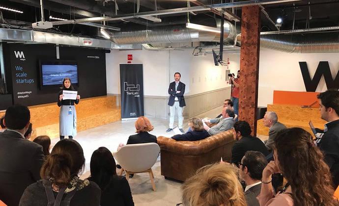 Elegidas las diez 'startups' finalistas de TrenLab