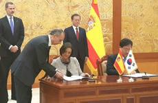 España refuerza la cooperación con Corea del Sur