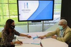 Hecansa y Gehocan firman un acuerdo de colaboración