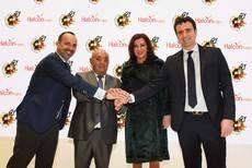 Globalia se reúne con representantes del fútbol en Fitur