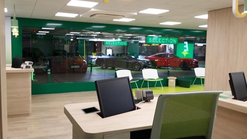 europcar espa a abre su primera flagship en palma nexotur