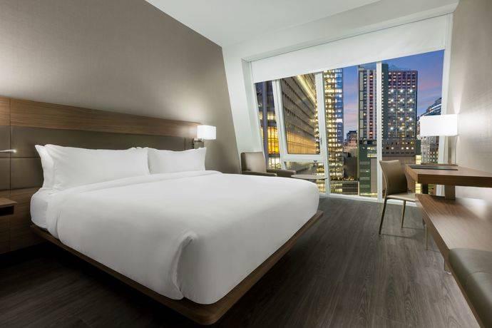 AC Hotel New York Times se inaugura en Manhattan