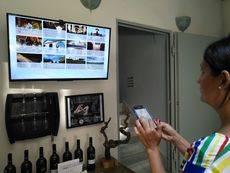 Movilok Showcases informa a través de los móviles
