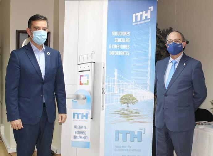 ITH y AEDH se alían en pro de una mayor competitividad del sector hotelero