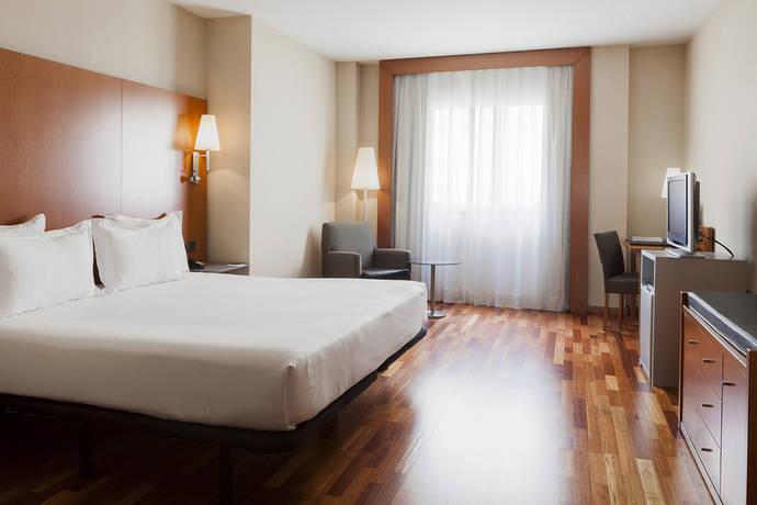 Silken comercializa el hotel Ciudad de Lleida