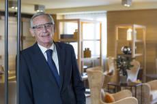 El director general del Madrid Marriott Auditorium, Pablo Vila.