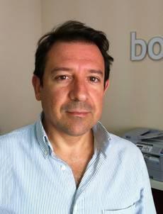 El CEO de Bookingfax, Antonio Mariscal.