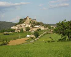 Aínsa-Sobrarbe (Huesca).