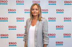 La directora general de Ergo Seguros de Viaje en España, Ana Dueñas.