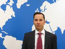 El director de Viajes Carrefour, José Rivera.