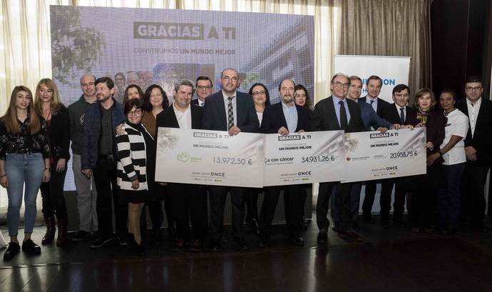 Ilunion Hotels apoya a tres entidades sociales