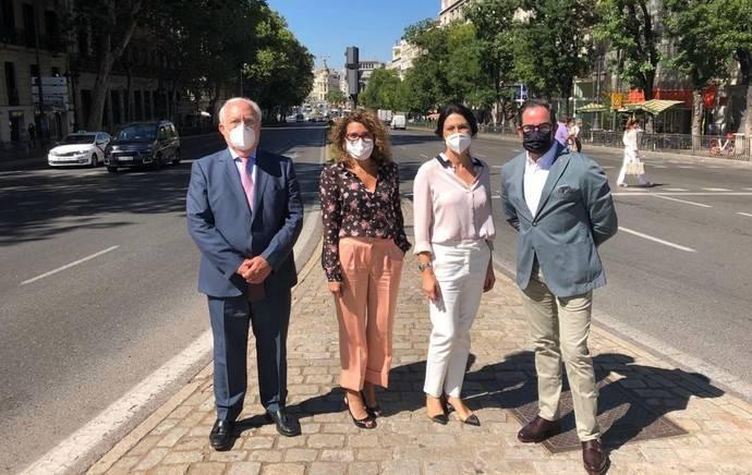 WTTC y AEHM visitan Madrid para fomentar su imagen internacional