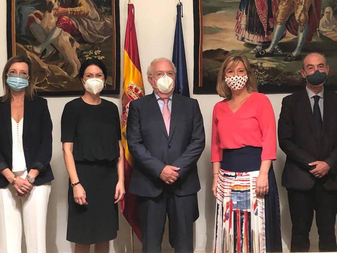 Hoteleros de Madrid se reúnen con Patrimonio Nacional